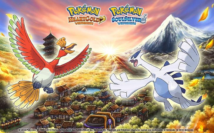 HeartGold und SoulSilver Edition Pokemon