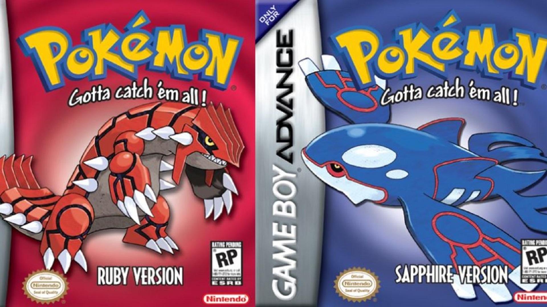 Rubin und Saphir Edition Pokemon